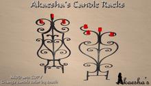 Candles, Akaesha's Candle Ironwork Box