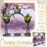 ~ASW~The Aviary Archway Giftbag