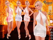 Sweet Temptations :: Glitter FitMesh Outfit (Maitreya, Slink, #TMP, Belleza Venus & Classic)