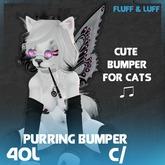 Purr Cat Bumper