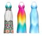 Halter neck maxi dress 2