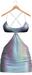 Blueberry - Sabina Mesh Dress - Maitreya Lara, Belleza Freya Isis Venus, Slink Physique Hourglass - Unicorn 4