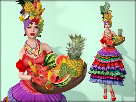 Boudoir -Miss Carmen Miranda