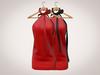 Chloe dress scarlet mp