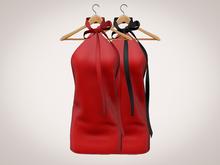 Clef de Peau Outlet.Chloe Dress.Scarlet.