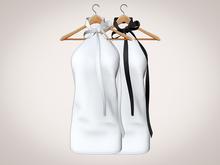 Clef de Peau Outlet.Chloe Dress.White.