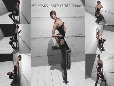 FMS POSES - Sexy chair