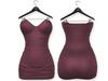 Ducknipple: Mini Dress v3 - Berry
