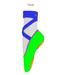 Mkt ballerina tip toe shoes 3