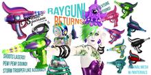 RAYGUN! RETURNS! by ~silentsparrow~ & Schadenfreude