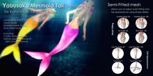 <Yabusaka> Mermaid Tail (Standard)
