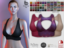 Bens Boutique - Sinem Crop Top - Hud Driven