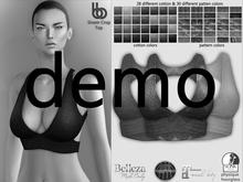 Bens Boutique - Sinem Crop Top - Hud Driven Demo