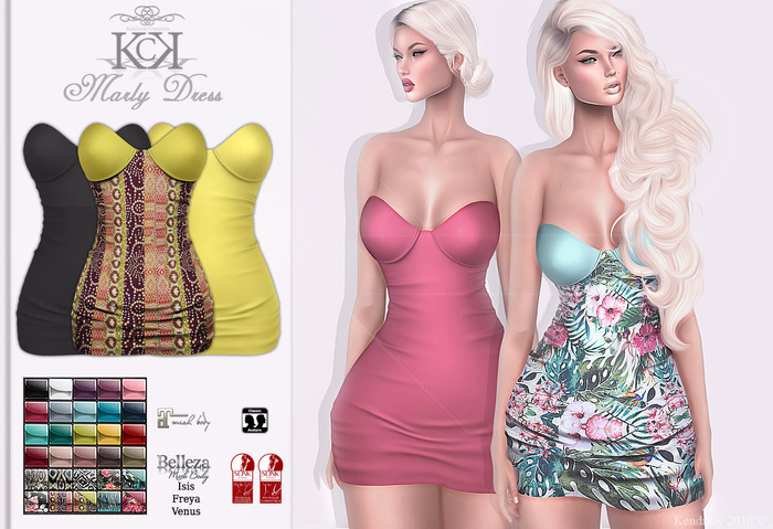 :::KC::: Marly Dress