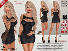 Maci ~ Dominic Outfit