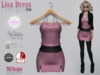 Lisa Dress Pink