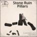 [DDD] Stone Ruin Pillars
