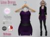 Lisa Dress Violet