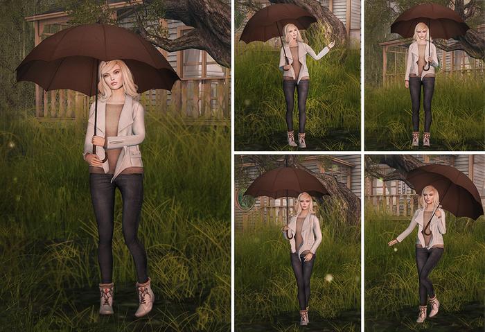 Raindale ~ umbrella