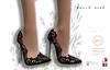 .::Pretty Things::. Black Silk Pumps