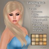 !SOUL - HAIR - Camellias - 12 Nuances - BLONDES