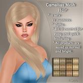 !SOUL - HAIR - Camellias - 12 Nuances - BLONDES 2