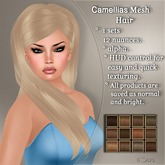 !SOUL - HAIR - Camellias - 12 Nuances - BROWN