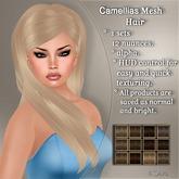 !SOUL - HAIR - Camellias - 12 Nuances - BROWN 2