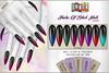 [ S H O C K ] Shades Of Black Nails - LUXURY SERIES (Belleza, Maitreya, Slink, TMP and Regular Sizes)