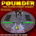 Pounder! Two Player Street Kombat Game