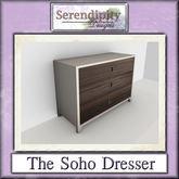 Serendipity Designs - Soho Bedroom - Nightstands (2)  - [Boxed]
