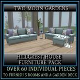 HILLCREST HOUSE FURNITURE PACK*