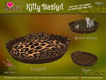 Gaagii - I ♥ My Kitty Basket