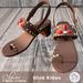 Slipper - Clover Sandals Brown