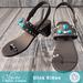 Slipper - Clover Sandals Black