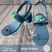 Slipper - Clover Sandals Blue