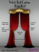 *SO* Velvet Tied Curtains - DEEP RED
