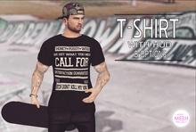 .Chicago Ink. - T-shirt {HUD} #TMP