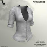 DE Designs - Kirsten Shirt - White