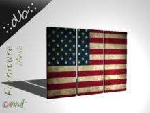 ::db:: USA Wall Deco Frame Set