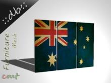 ::db:: Australia Wall Deco Frame Set