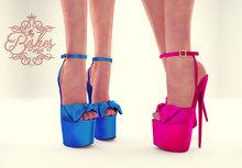 Bishes Inc- Diva Shoes hud 32 colors Maitreya / Slink / N-core /  TMP /Belleza