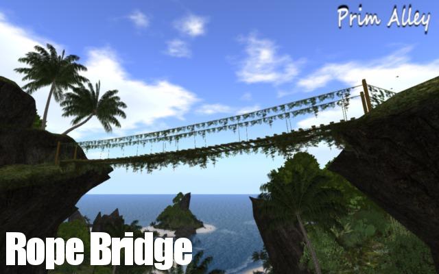 Prim Alley Rope Bridge