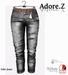 Adore.Z - Febe Jeans Black ..