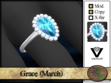 >^OeC^< Verus - Grace (Mar)(Silver)