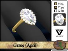 >^OeC^< Verus - Grace (Apr)(Gold)
