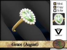 >^OeC^< Verus - Grace (Aug)(Gold)