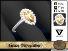 >^OeC^< Verus - Grace (Nov)(Silver)