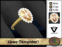 >^OeC^< Verus - Grace (Nov)(Gold)