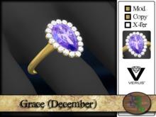 >^OeC^< Verus - Grace (Dec)(Gold)